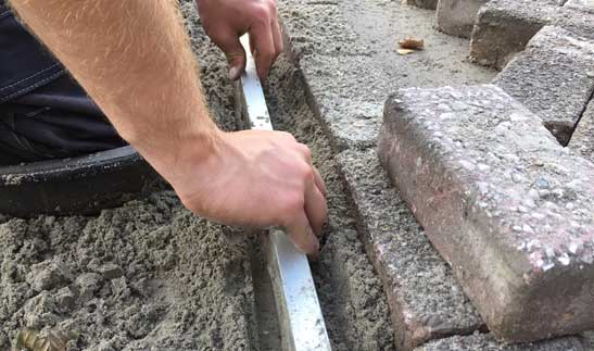 stratenmaker groningen, bestrating, huisma bestratingen